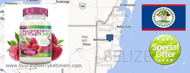 Где купить Raspberry Ketone онлайн Belize