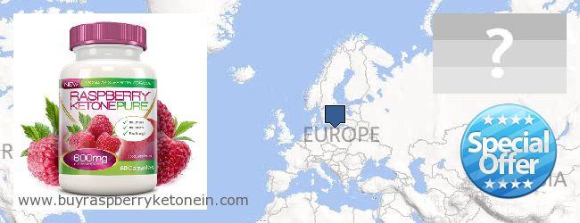 Где купить Raspberry Ketone онлайн Europe
