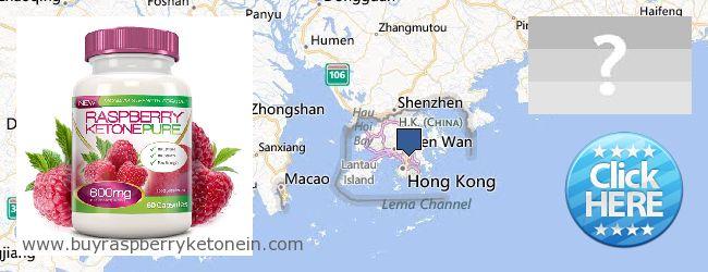 Где купить Raspberry Ketone онлайн Hong Kong