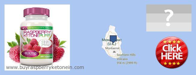 Где купить Raspberry Ketone онлайн Montserrat