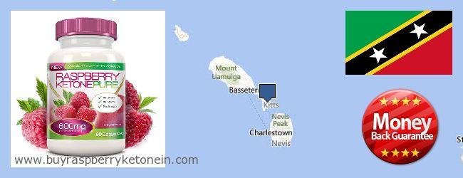 Где купить Raspberry Ketone онлайн Saint Kitts And Nevis