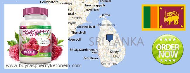 Где купить Raspberry Ketone онлайн Sri Lanka