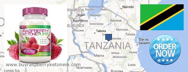 Где купить Raspberry Ketone онлайн Tanzania