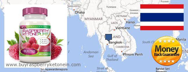 Где купить Raspberry Ketone онлайн Thailand