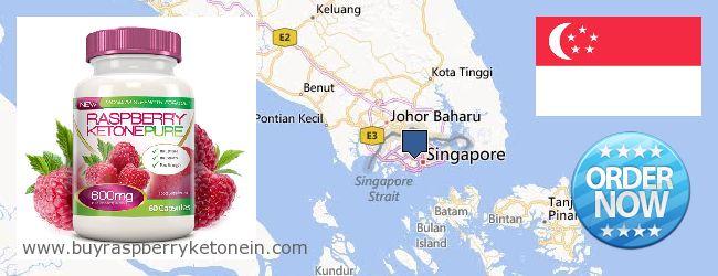 Къде да закупим Raspberry Ketone онлайн Singapore