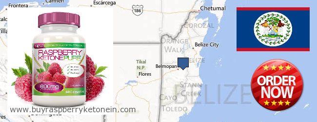 Де купити Raspberry Ketone онлайн Belize
