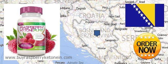 Де купити Raspberry Ketone онлайн Bosnia And Herzegovina