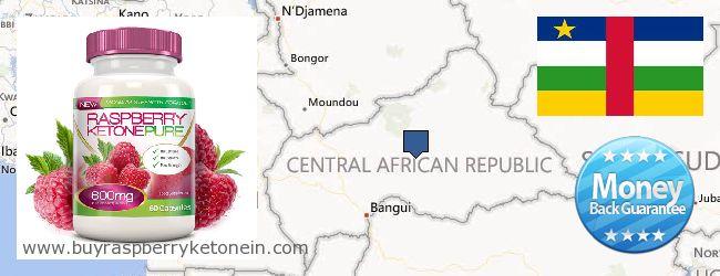 Де купити Raspberry Ketone онлайн Central African Republic