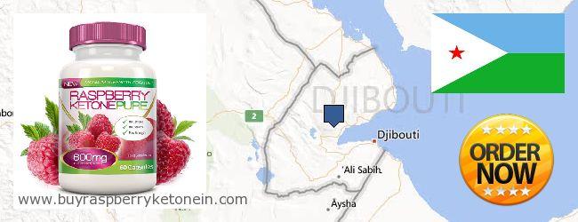 Де купити Raspberry Ketone онлайн Djibouti