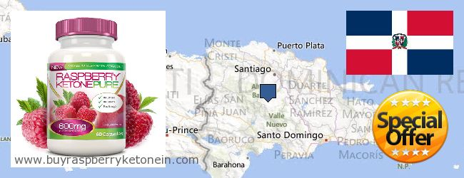 Де купити Raspberry Ketone онлайн Dominican Republic