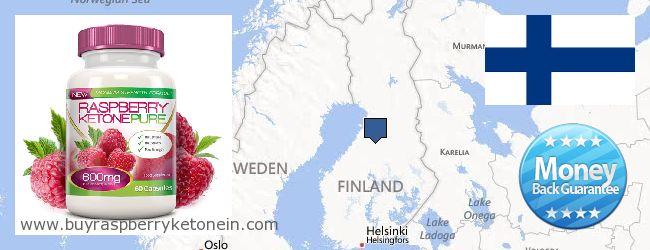Де купити Raspberry Ketone онлайн Finland