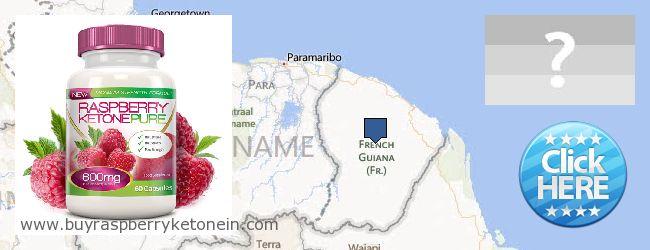 Де купити Raspberry Ketone онлайн French Guiana