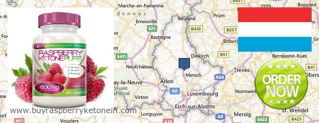 Де купити Raspberry Ketone онлайн Luxembourg