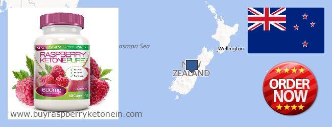 Де купити Raspberry Ketone онлайн New Zealand