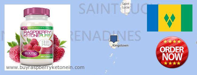 Де купити Raspberry Ketone онлайн Saint Vincent And The Grenadines