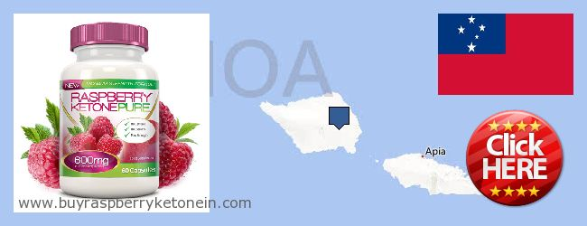 Де купити Raspberry Ketone онлайн Samoa
