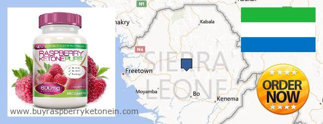 Де купити Raspberry Ketone онлайн Sierra Leone