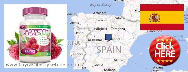 Де купити Raspberry Ketone онлайн Spain
