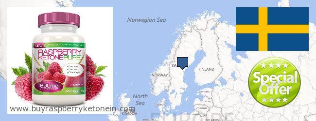 Де купити Raspberry Ketone онлайн Sweden