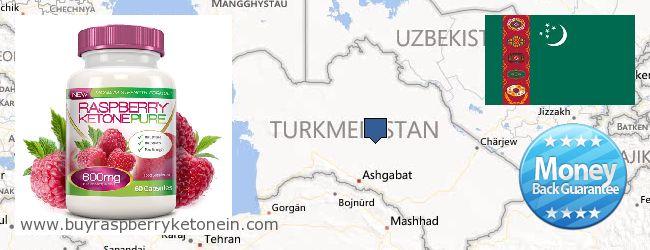Де купити Raspberry Ketone онлайн Turkmenistan