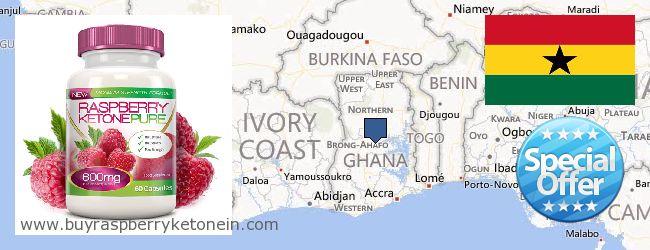 哪里购买 Raspberry Ketone 在线 Ghana