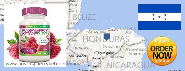 哪里购买 Raspberry Ketone 在线 Honduras