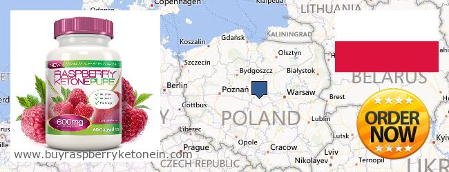 哪里购买 Raspberry Ketone 在线 Poland