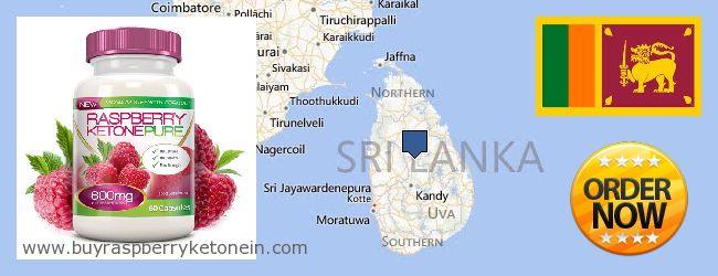 哪里购买 Raspberry Ketone 在线 Sri Lanka