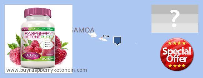 Hvor kan jeg købe Raspberry Ketone online American Samoa