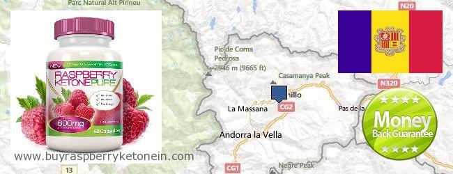Hvor kan jeg købe Raspberry Ketone online Andorra