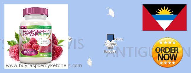 Hvor kan jeg købe Raspberry Ketone online Antigua And Barbuda