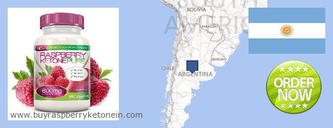 Hvor kan jeg købe Raspberry Ketone online Argentina
