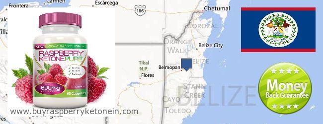 Hvor kan jeg købe Raspberry Ketone online Belize