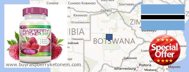 Hvor kan jeg købe Raspberry Ketone online Botswana