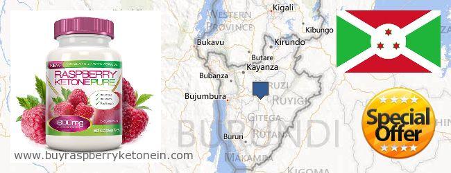 Hvor kan jeg købe Raspberry Ketone online Burundi