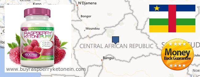 Hvor kan jeg købe Raspberry Ketone online Central African Republic