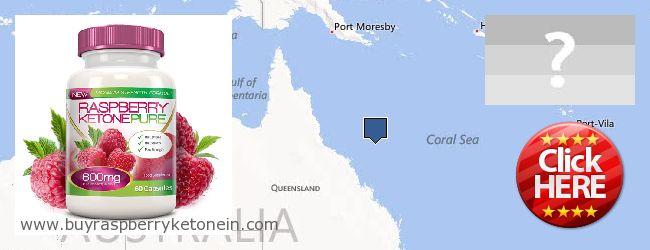 Hvor kan jeg købe Raspberry Ketone online Coral Sea Islands
