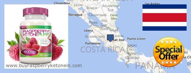 Hvor kan jeg købe Raspberry Ketone online Costa Rica