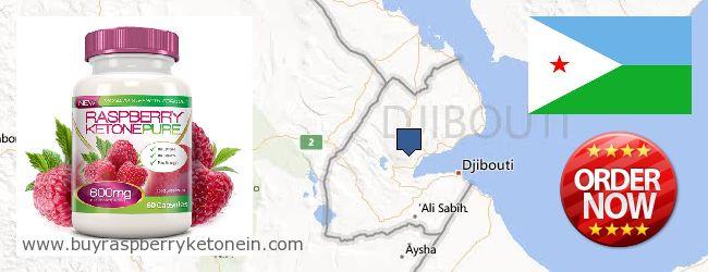 Hvor kan jeg købe Raspberry Ketone online Djibouti