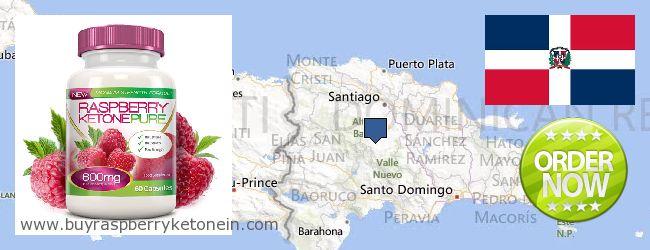 Hvor kan jeg købe Raspberry Ketone online Dominican Republic