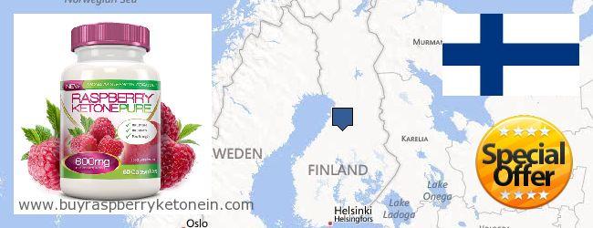 Hvor kan jeg købe Raspberry Ketone online Finland
