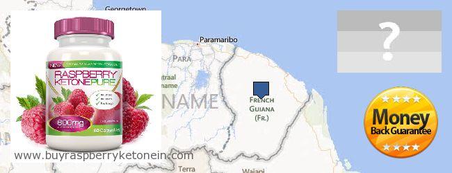 Hvor kan jeg købe Raspberry Ketone online French Guiana