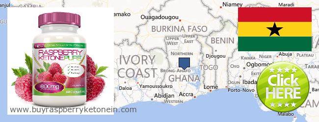 Hvor kan jeg købe Raspberry Ketone online Ghana
