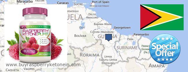 Hvor kan jeg købe Raspberry Ketone online Guyana