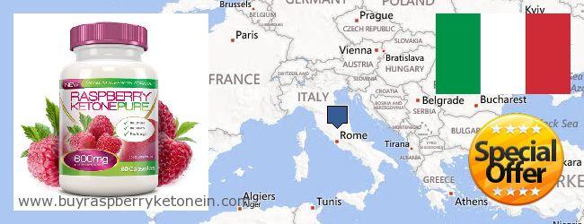 Hvor kan jeg købe Raspberry Ketone online Italy