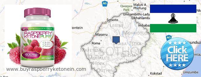Hvor kan jeg købe Raspberry Ketone online Lesotho