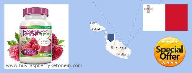 Hvor kan jeg købe Raspberry Ketone online Malta