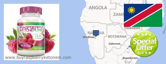 Hvor kan jeg købe Raspberry Ketone online Namibia