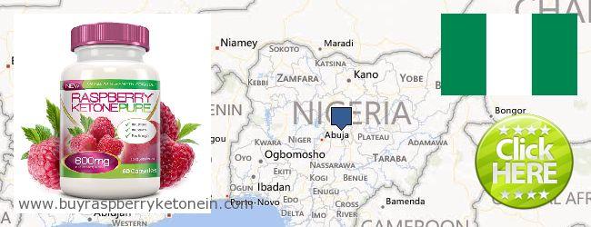 Hvor kan jeg købe Raspberry Ketone online Nigeria