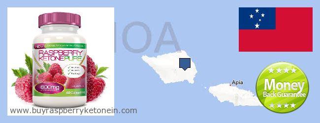 Hvor kan jeg købe Raspberry Ketone online Samoa